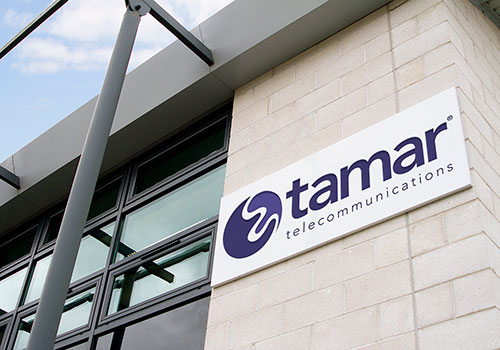 Tamar Telecommunications head office.