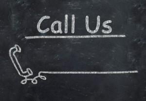 Call Us - New Business Start-ups