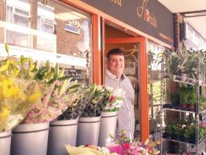 Carl Eden, Parkwood Florists