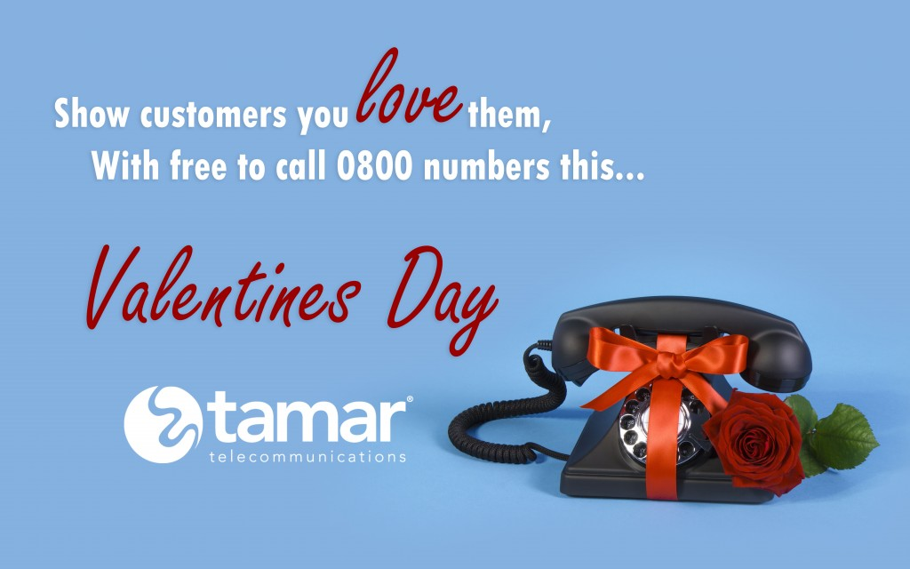 Show customers you love them.