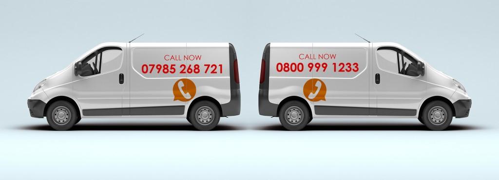 0800 Vans Comparison Small