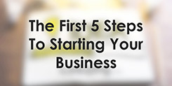Start your own business tips