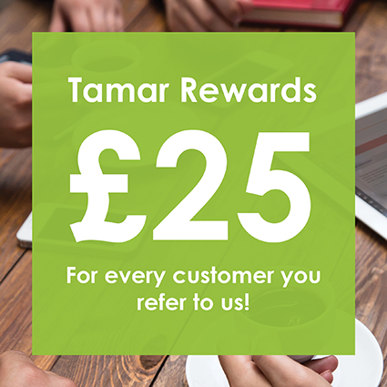 Tamar Rewards