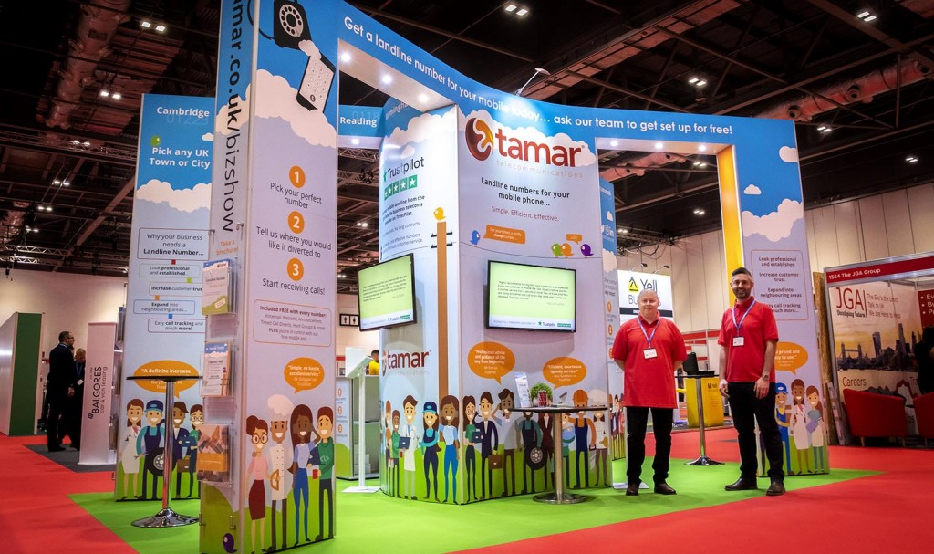 The Business Show Excel 2019