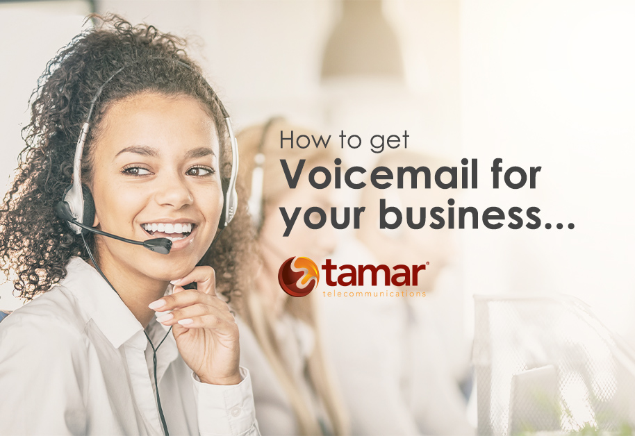 Voicemail for business