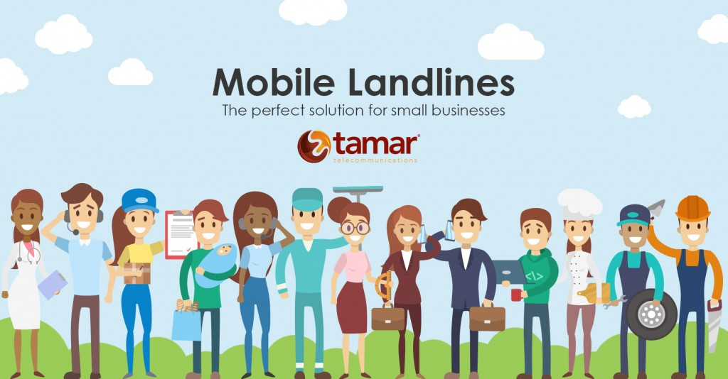 Mobile Landlines for businesses