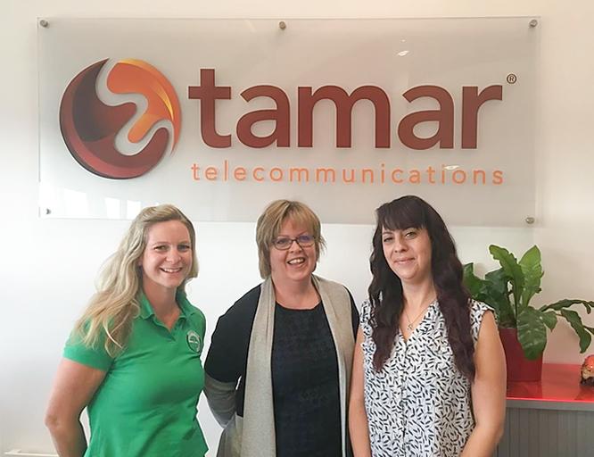 BASICS Devon with Tamar Telecom