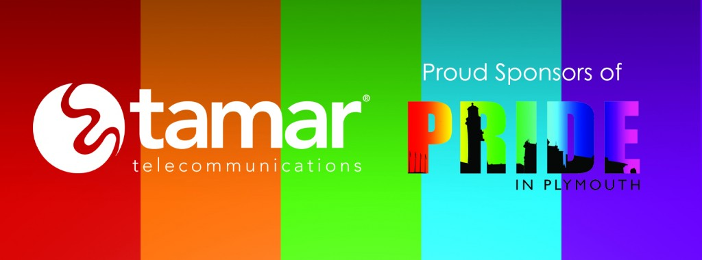 Plymouth Pride 2019 with Tamar Telecomminucations