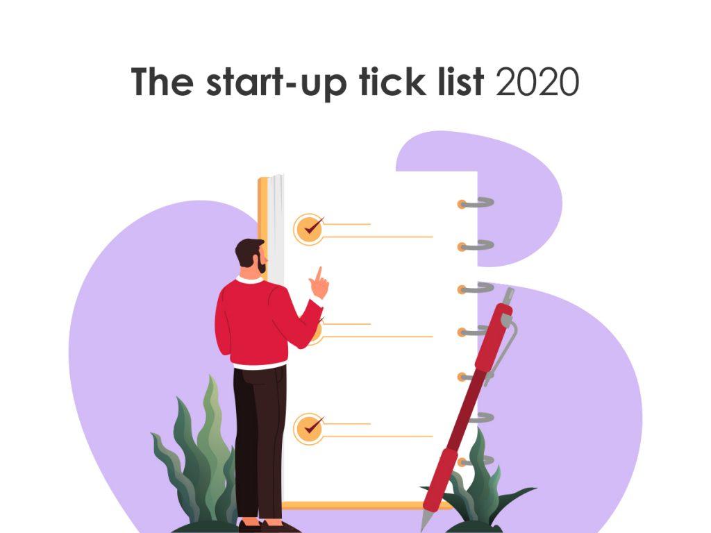 Startup Ticklist