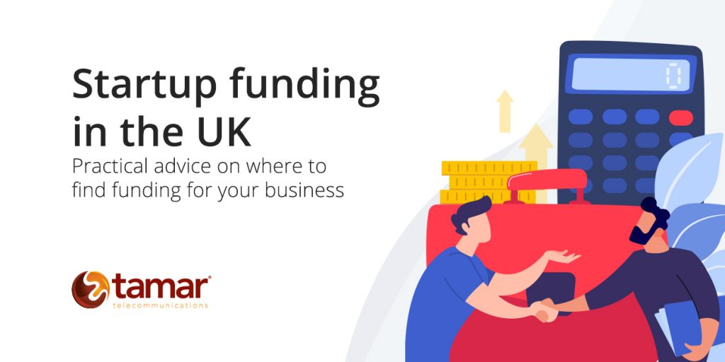 Startup funding in the UK - Tamar Telecom