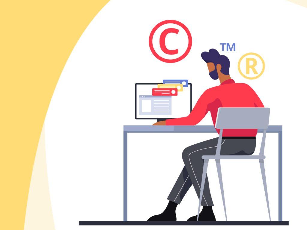 Copyright A Business Name