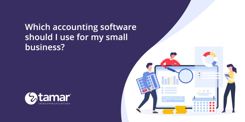 Which accounting software should I use for my small business?