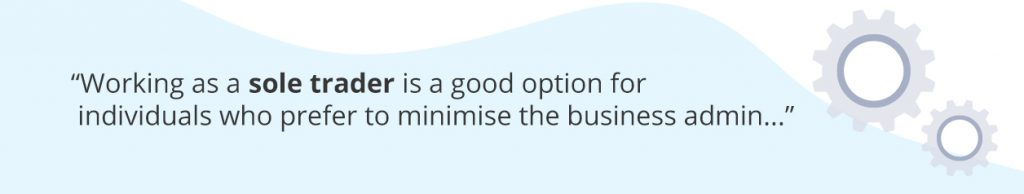 Limited company or sole trader quote