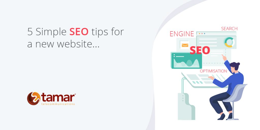 Simple SEO Tips for a new website