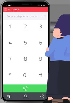 Tamar Connect App